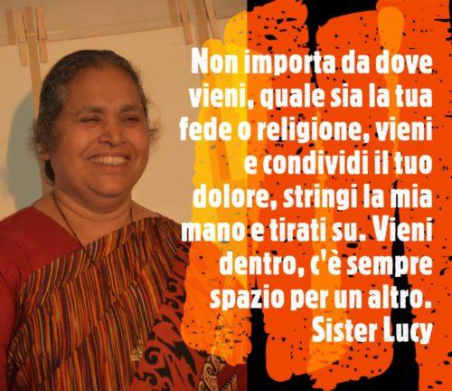 Incontro con Sister Lucy