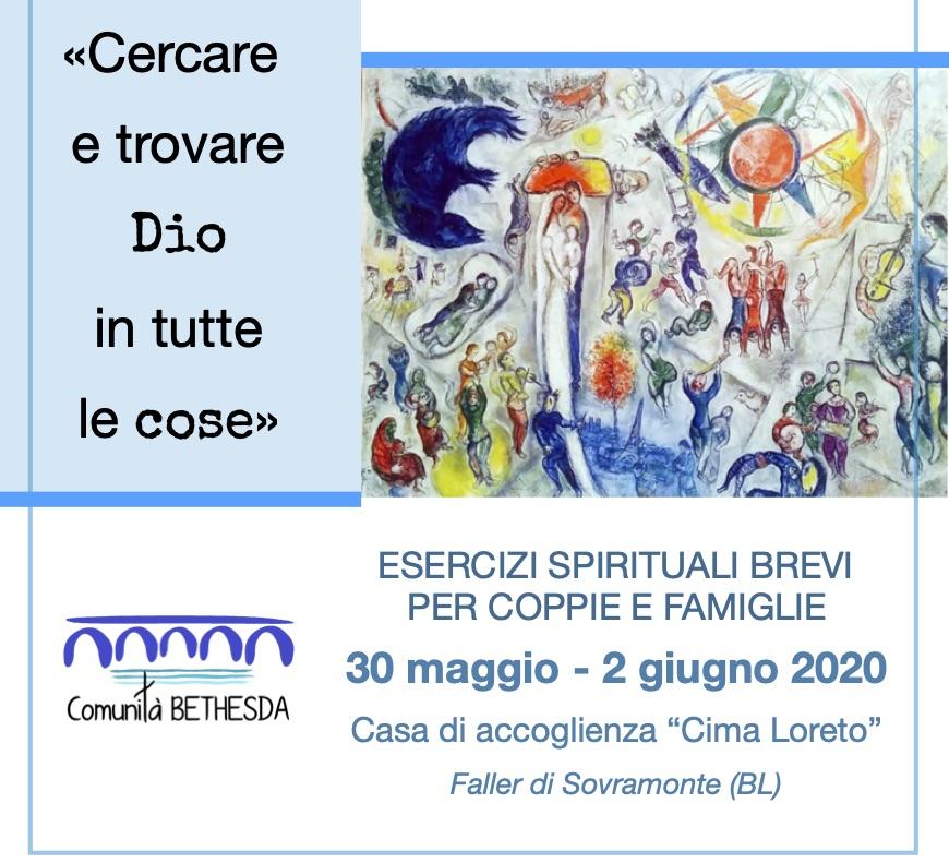 Esercizi spirituali per famiglie